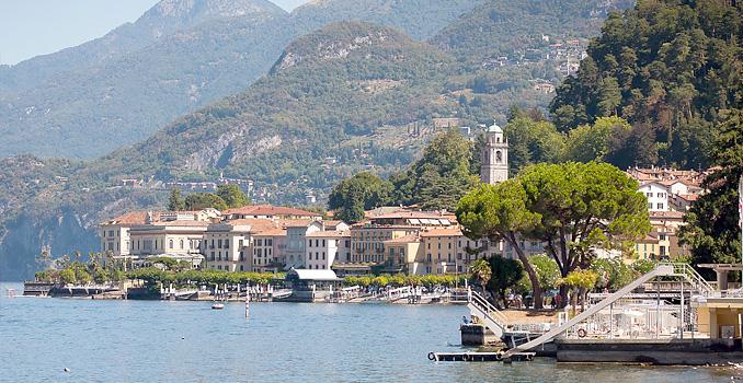 Bild zeigt die schönsten Orte am Lago